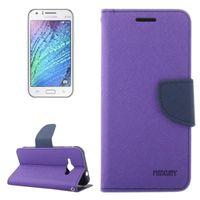 ECRAN DE TÉLÉPHONE Housse Étui violet pour Samsung Galaxy J1 Ace / J1