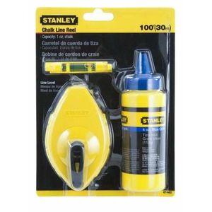 STANLEY Kit cordeau traceur 30m