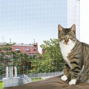 TRIXIE Filet de protection pour chat 8x3m