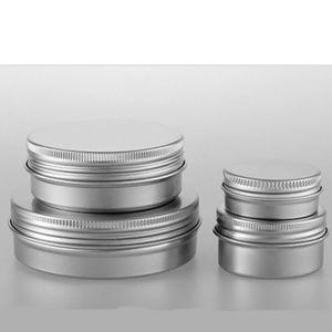 COFFRET CADEAU BEAUTÉ Boîte de rangement de crème en aluminium 15g-100g