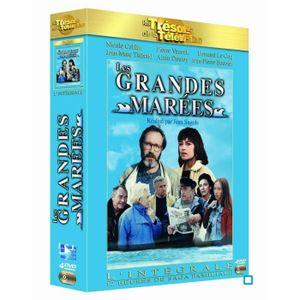 DVD SÉRIE LES GRANDES MAREES INTEGRALE 4 DVD
