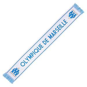 DRAPEAU - BANDEROLE Écharpe Olympique de Marseille Officielle c19706176e8