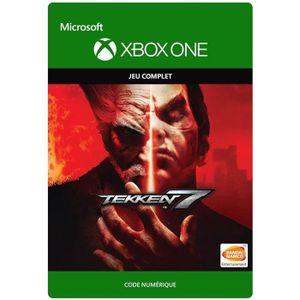 JEU XBOX ONE À TÉLÉCHARGER Tekken 7 Jeu Xbox One à télécharger