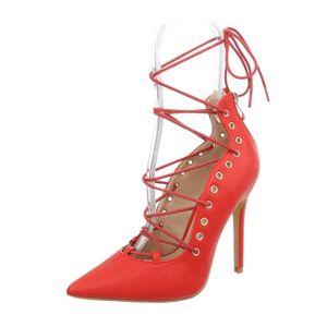 ESCARPIN Chaussures femme l'escarpin talons aiguilles Avec