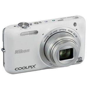 APPAREIL PHOTO COMPACT S6600 blanc - Appareil photo numérique + Carte …