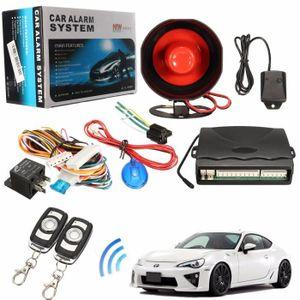 alarme voiture sans fil achat vente alarme voiture sans fil pas cher cdiscount. Black Bedroom Furniture Sets. Home Design Ideas