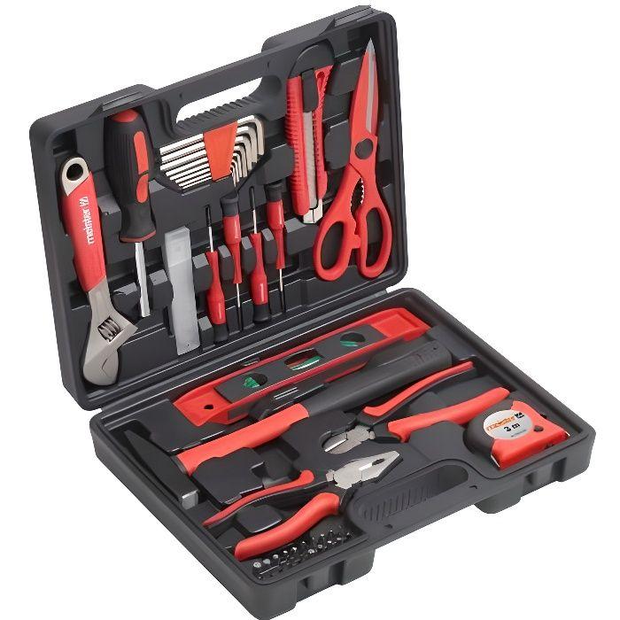 MEISTER Coffret à outils 44 pièces