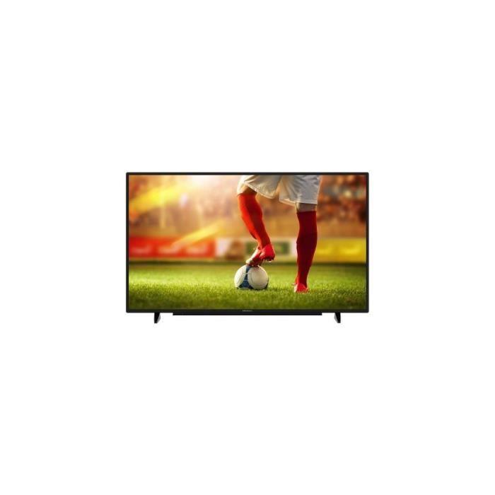 grundig tv 49 pouces uhd led 121 cm hdr 2d smart 4 0 televiseurspaschers. Black Bedroom Furniture Sets. Home Design Ideas