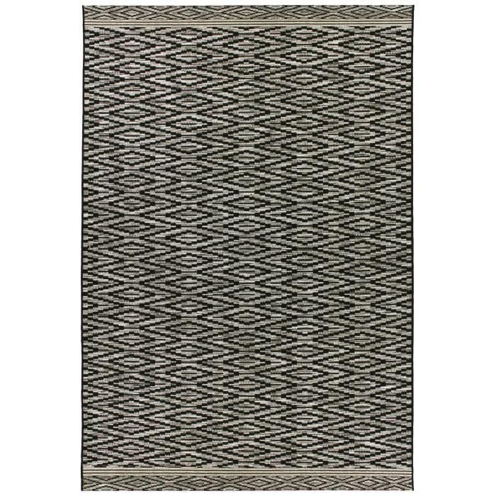 da4c6763ca9 Tapis gris et noir - Achat   Vente pas cher