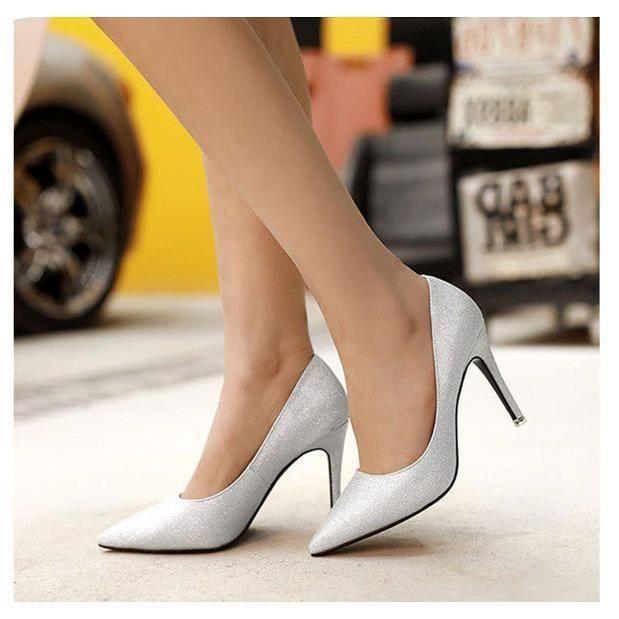 Escarpins femme/chaussure de mariage / Escarpins de mariage