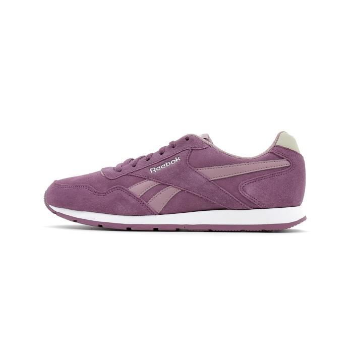 80e92ac99d7be Baskets basses Reebok Royal Glide Bordeaux - Achat   Vente basket ...