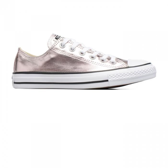 One Star Ox W Lo Sneaker chaussures néon rose néon roseConverse LXOljdGO3t