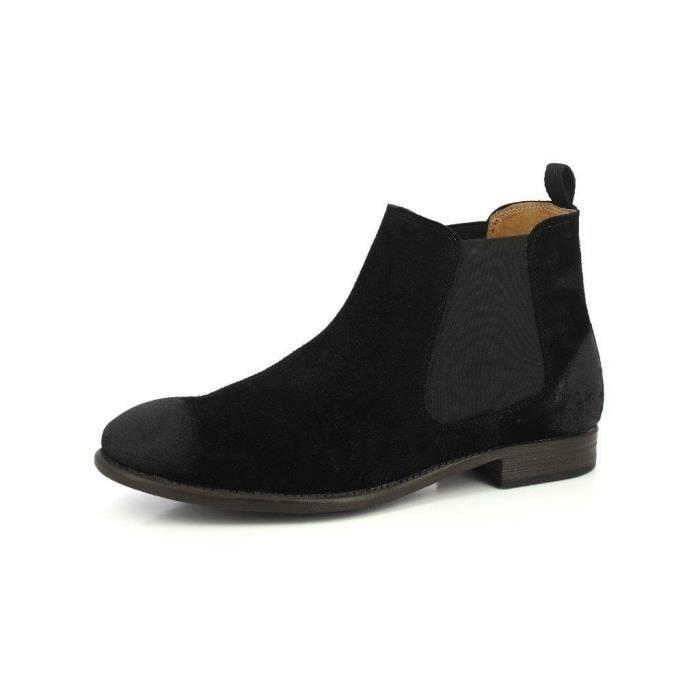 Alberto Torresi Suede causales Boots- Geniune Suede en cuir classique Brown Ankel Bottes A499S Taille-44 1-2