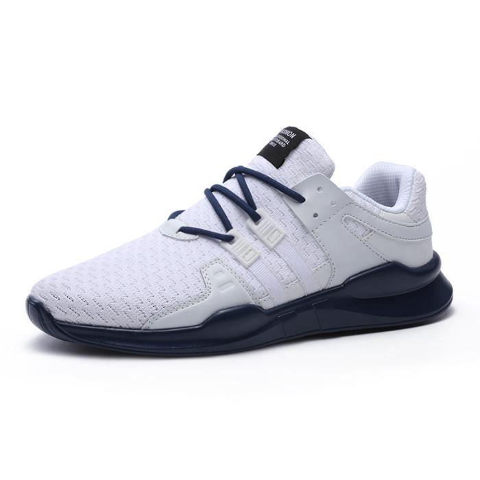 Loisirs Sport Basket Hommes Tissage Casual de Chaussures TzxPT4