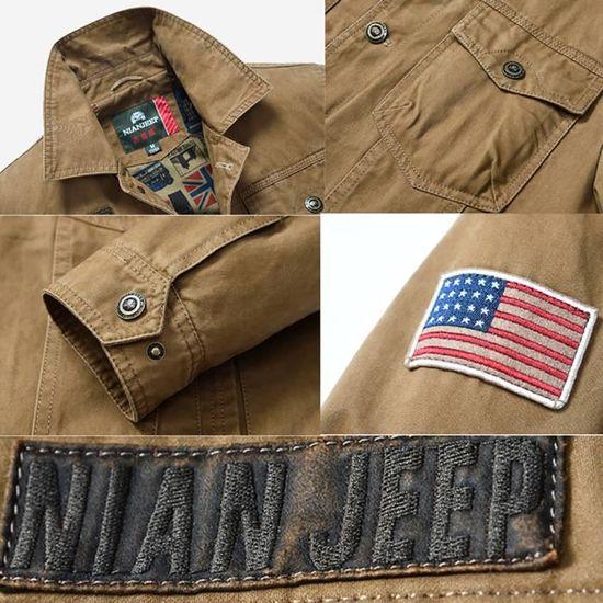 Veste Printemps Jacket Loisir Vêtement Homme De Blouson pnYwqp1xr