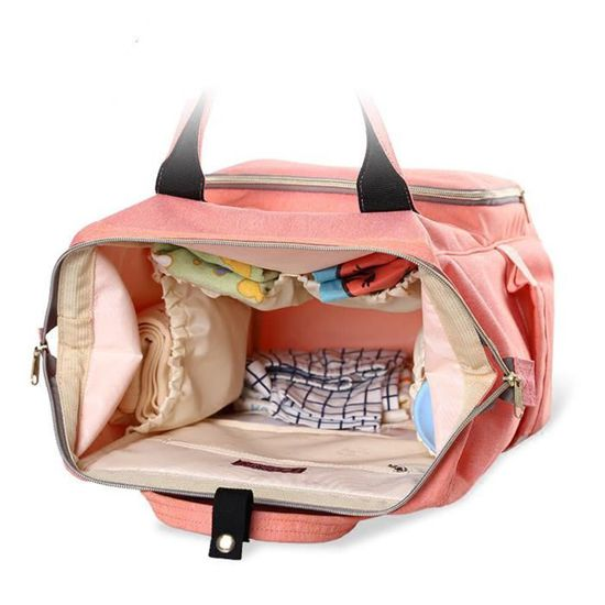 Sunveno Blue Mummy Tote Main Light Travel Diaper Vente Sac Langer Changing Dos Baby Multifunction Bag Maternity À Achat Nappy nzPzx0