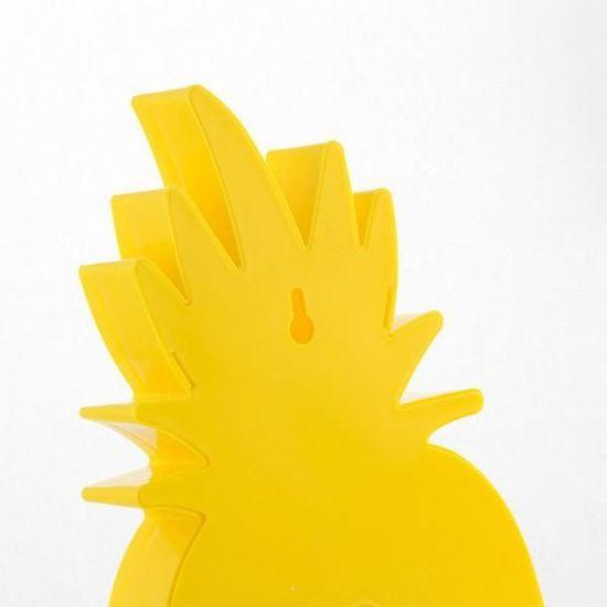 Lampe murale led en forme d ananas (5 LED) - Lampe à poser decoration  originale fruit lumineux - Achat   Vente Lampe murale led en forme d -  Cdiscount a06934401dc3