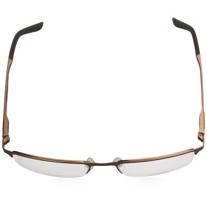 Half Rim Rectangular Unisex Spectacle Frame - (ca8810 5r1 5419 54) CUIM1