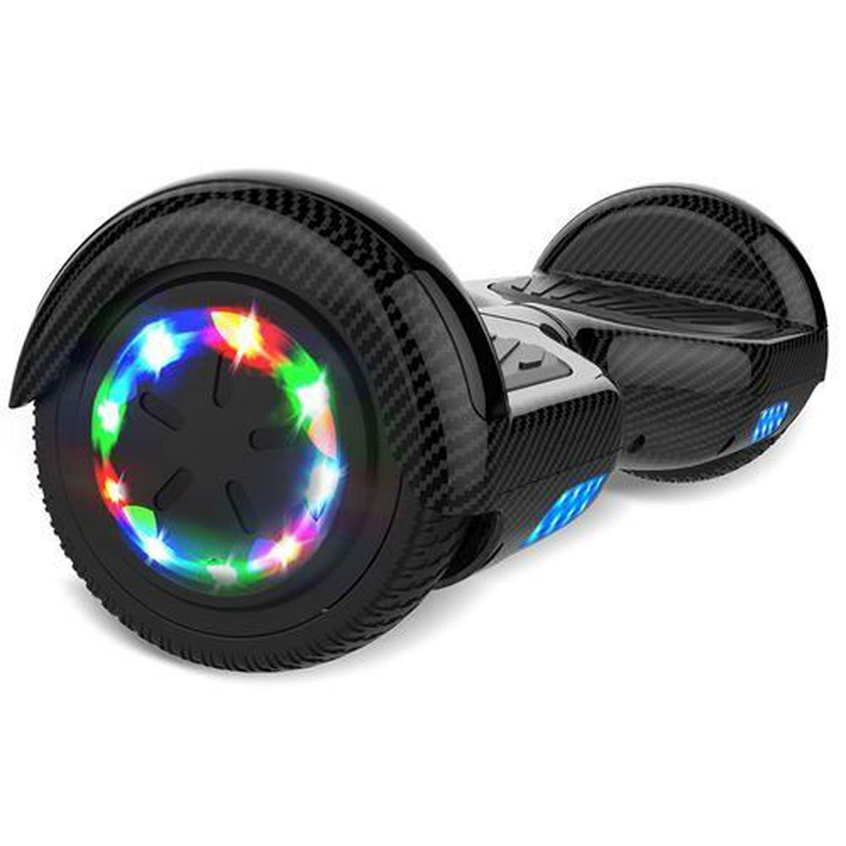 ACCESSOIRES GYROPODE - HOVERBOARD Hoverboard 6.5 Pouces, Gyropode avec Bluetooth et