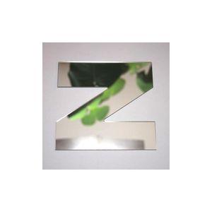 MIROIR Miroir lettre Z de l'alphabet