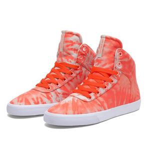 BASKET Shoes SUPRA WMNS CUTTLER NEON OR...