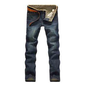 JEANS Homme Jean Regular Coton Mode Pantalon Sport Decon ...