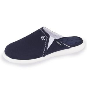 MULE Chaussons mules homme ultra légers - Marine - 9672