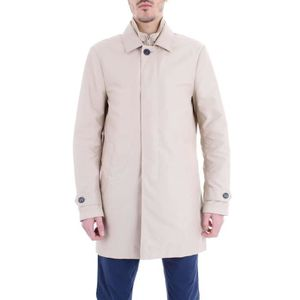 Imperméable - Trench FAY HOMME NAM61380030AXXC003 BEIGE POLYAMIDE TRENC