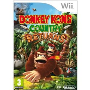 BUREAUTIQUE Donkey Kong Country Returns Nintendo Selects Ninte