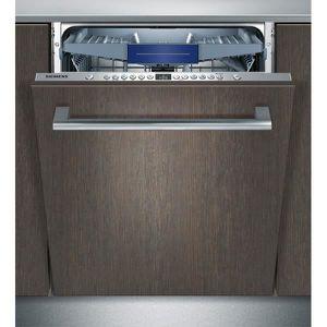 LAVE-VAISSELLE SIEMENS SN636X03ME - Lave vaisselle encastrable -