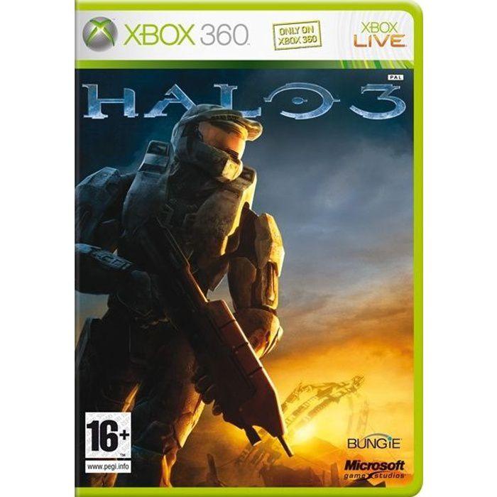 JEUX XBOX 360 Halo 3 Jeu XBOX 360