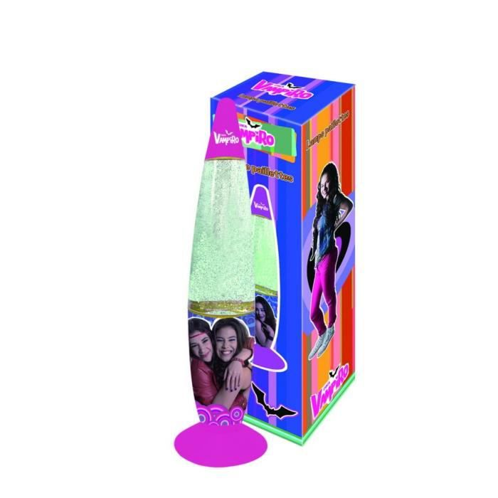 Lampe Fusee Paillette Chica Vampiro Achat Vente Lampe Fusee