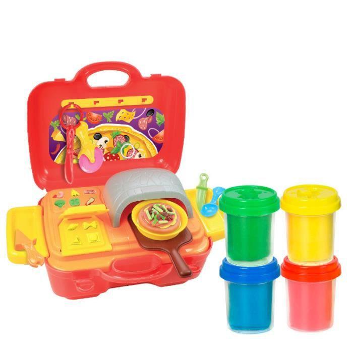 Pate a modele pizza - Achat / Vente jeux et jouets pas chers