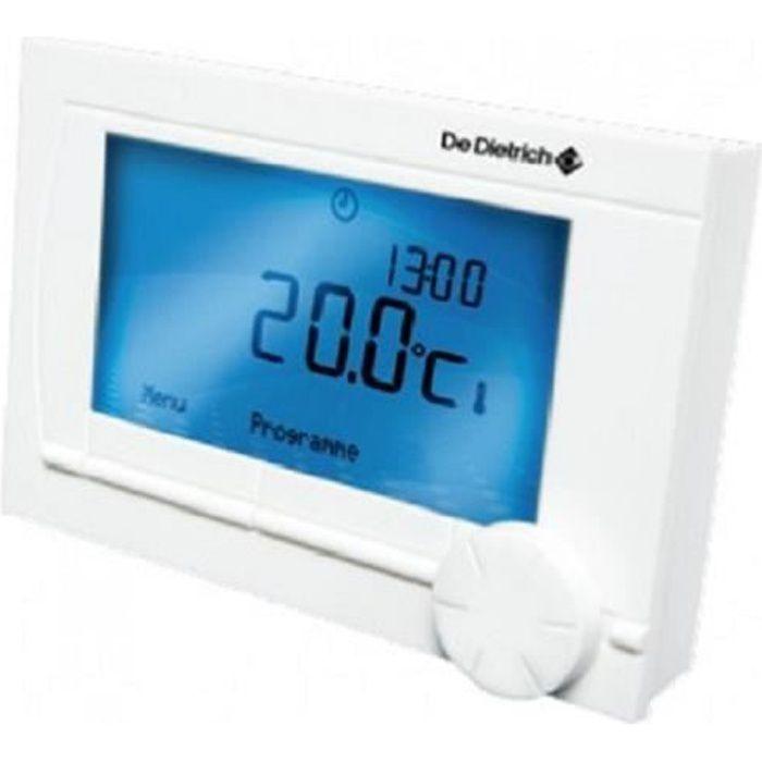 thermostat d 39 ambiance modulant sans fil ad 303 de dietrich. Black Bedroom Furniture Sets. Home Design Ideas