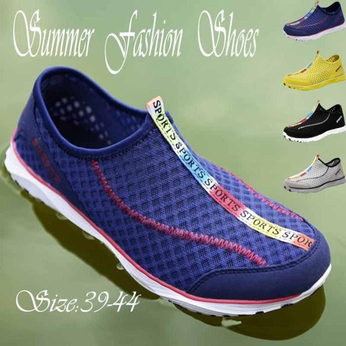 4 Color Style Trou pour Hommes Mode Outdoor Sandales Casual 4OnVJRX4zX