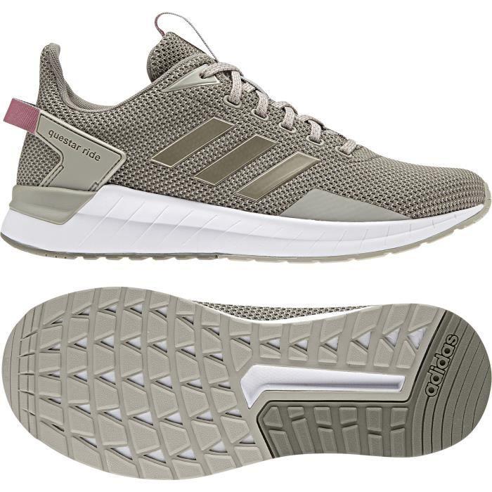 Questar Pas Cher Ride Adidas De Femme Chaussures Running Prix YW2IeEDH9b