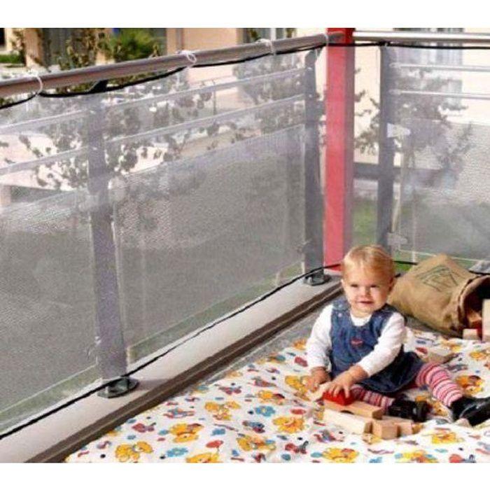 protection pour balcon achat vente barri re de s curit 4013283717431 cdiscount. Black Bedroom Furniture Sets. Home Design Ideas