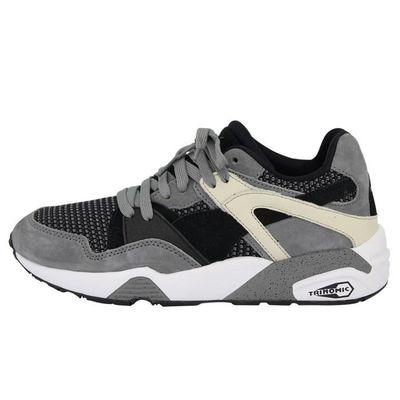 Trinomic Chaussures Mode Sneakers Suede Gris Tech Noir Blaze Puma Cuir Homme vCwqCAT