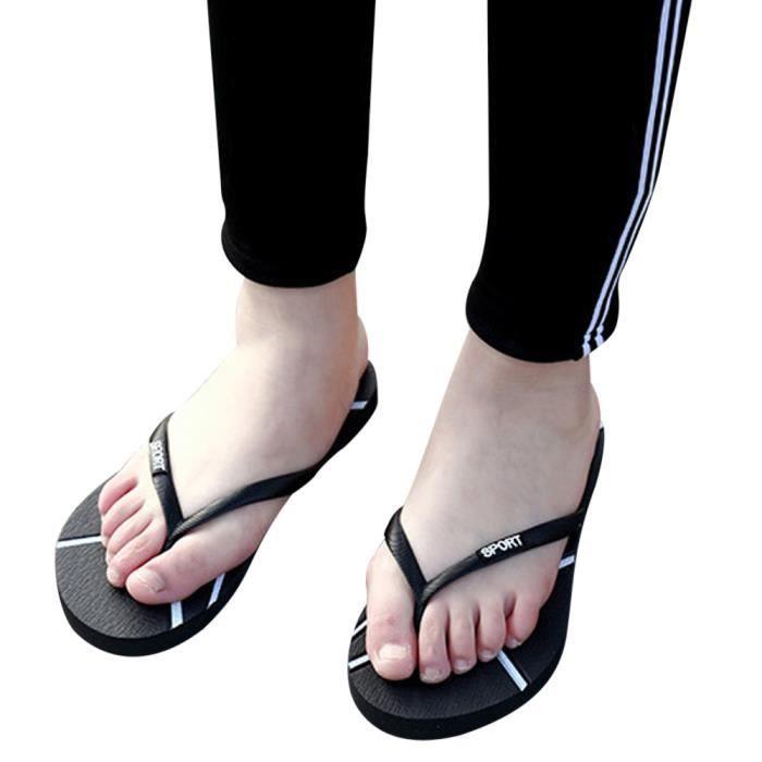 D'hommes Pantoufles Chaussures Loisirs 3210i1061 Unisexe Plage D'été Sandales Tongs De Femmes qz8z6pvtX