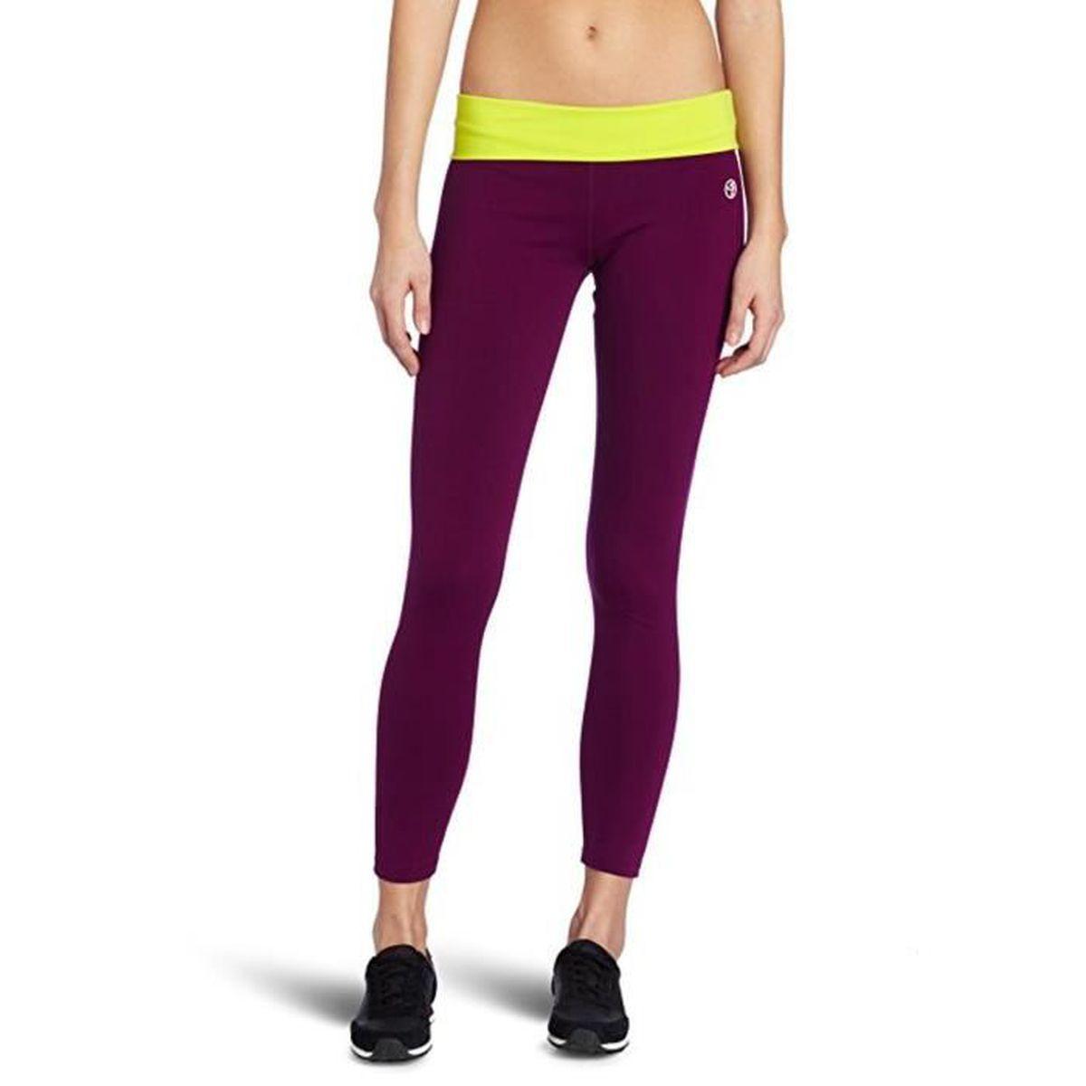 ZUMBA - Fitness Strut legging Femme Sports et Loisirs Fitness et ... 716ff6729d29