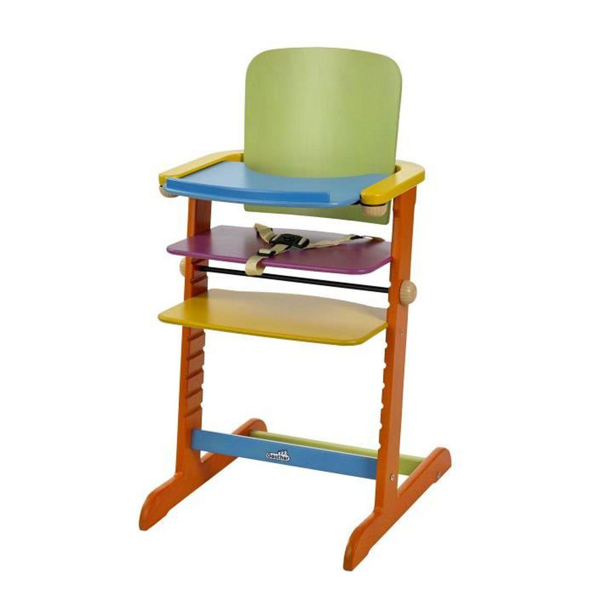 A quel age bebe va dans la chaise haute for Chaise haute bebe