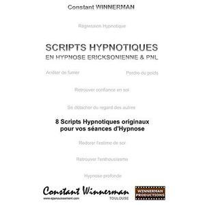 LIVRE PSYCHOLOGIE  Scripts hypnotiques en hypnose éricksonienne et PN