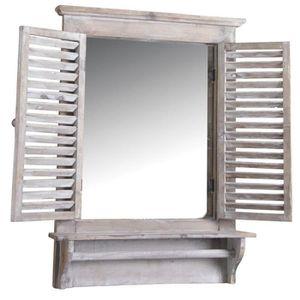 Miroir fenetre achat vente pas cher - Miroir trompe l oeil ...