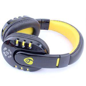 CASQUE - ÉCOUTEURS Jeu stéréo sans fil Bluetooth casque écouteur pour