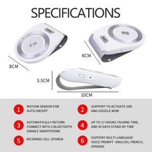 kit bluetooth pour voiture par haut parleur achat vente pas cher. Black Bedroom Furniture Sets. Home Design Ideas