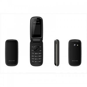 Téléphone portable TÉLÉPHONE MOBILE DÉBLOQUÉ A CLAPET DUALSIM BLACK