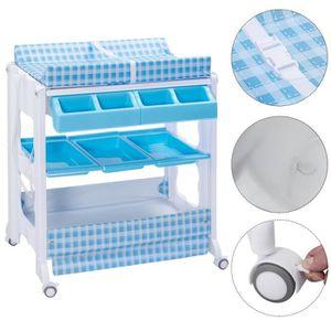 table langer avec baignoire b b achat vente table langer avec baignoire b b pas cher. Black Bedroom Furniture Sets. Home Design Ideas