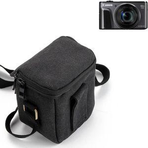 SAC PHOTO Pour Canon PowerShot SX720 HS Épaule Caméra Mallet