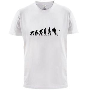 T-SHIRT Evolution de l'homme Hockey sur Glace - Homme T-Sh
