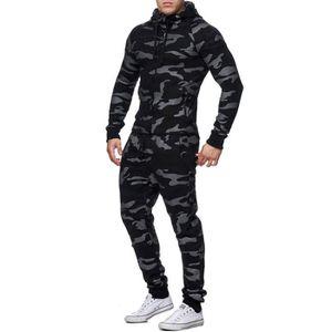 SURVÊTEMENT Ensemble jogging camouflage militaire Survêtement a400e760b48
